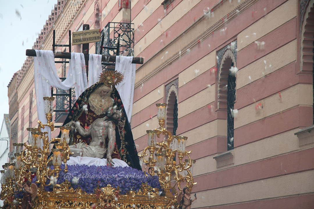 Semana Santa.  Sanlúcar de Barrameda