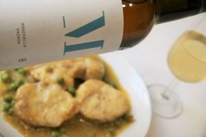 Recetas maridadas cocinando por Sanlúcar