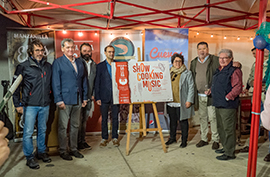 Feria de la Galera en Sanlúcar de Barrameda