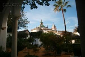 Palacio de los duques de medina sidonia