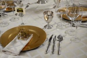 Vista su mesa para cada ocasin  Cocinarte