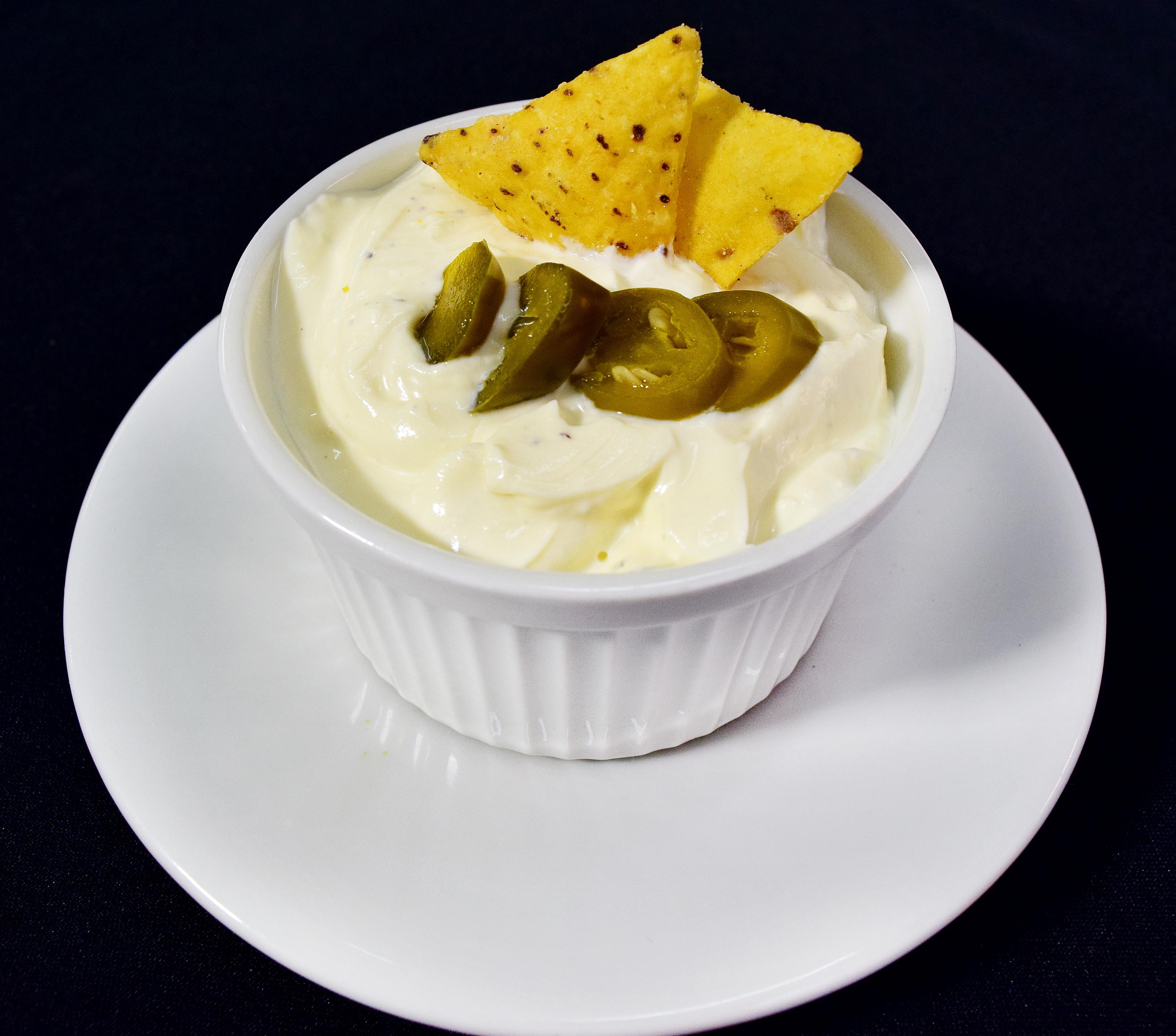 Salsa de queso crema  Cocinarte