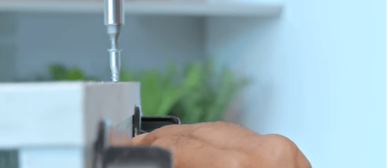 Montaje de la cocina