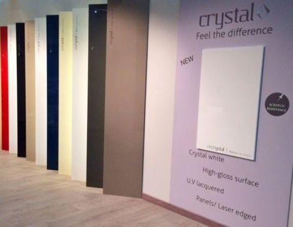 Colores Crystal