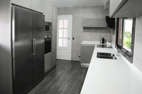 Muebles de cocina integrables