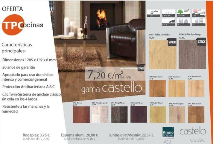 Parquet Gama Castello