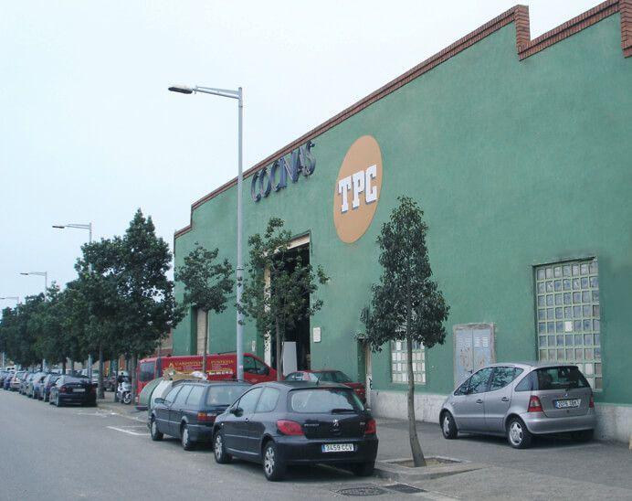 TPC Barcelona Besos