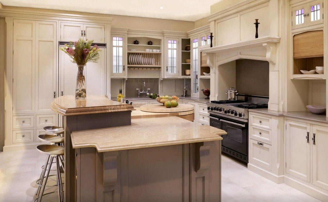 Cocina de madera clara  Imgenes y fotos