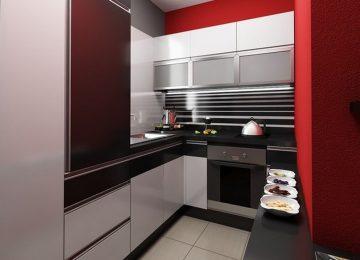 Muebles Para Cocina Pequeña Modernos | Mobiliario Cocina Muebles De ...