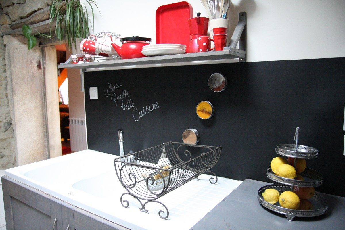 relooker meuble de cuisine