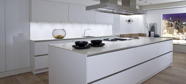 Cocinas sin Tiradores  Cocinas Modernas