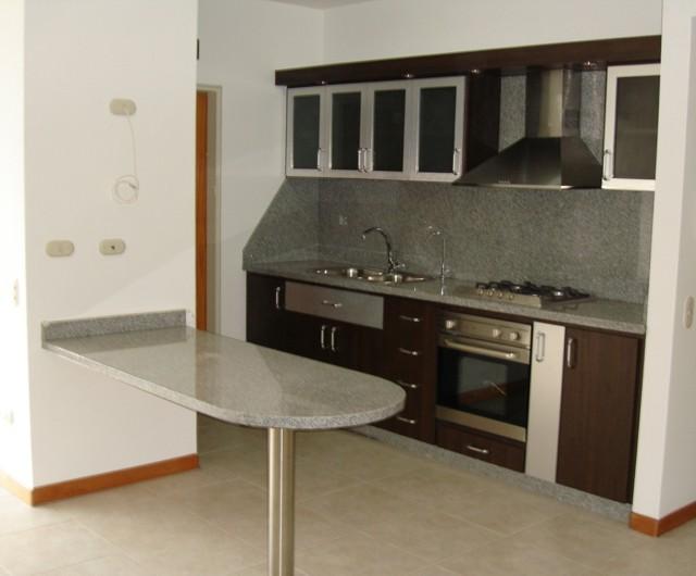 Modelo de cocinas empotradas en concreto  Imagui