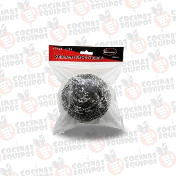 ESPONJA DE ACERO INOXIDABLE WINCO SPG-105