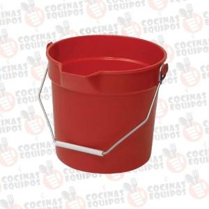 CUBETA DE POLIETILENO RED WINCO UPP-10R