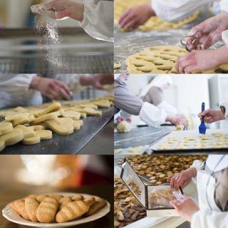 Dulces de convento y receta de rosquillas de anís