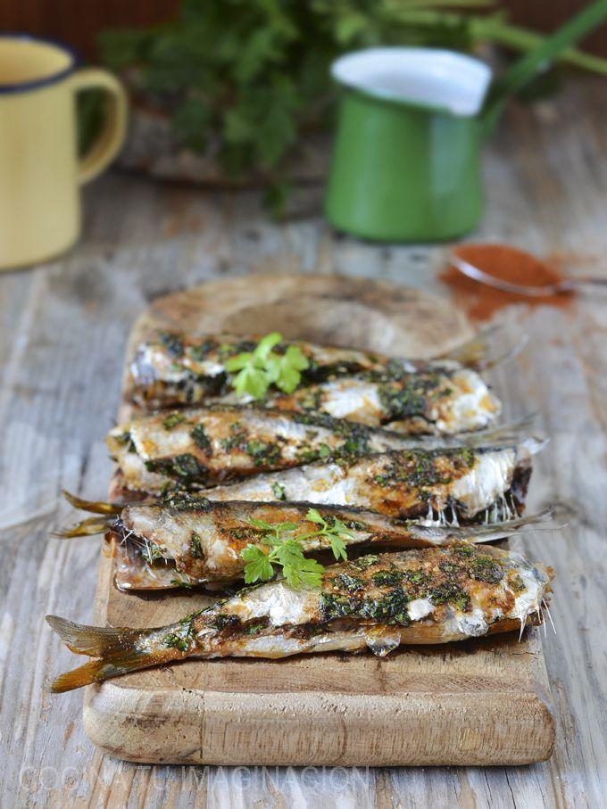 Sardinas ali adas y asadas al horno sin olores - Como cocinar sardinas ...