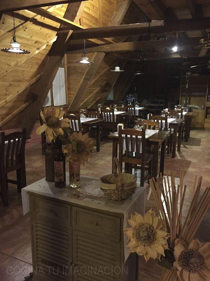 restaurante ara