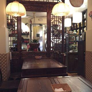La hora del té, teterías en Barcelona II: «Interior de té»