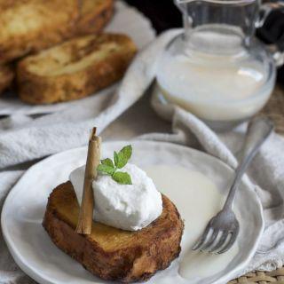 Torrijas de leche, receta tradicional de Semana Santa