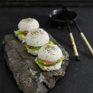 Sushi burgers, como hacer arroz para sushi en casa