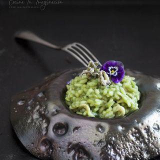 """Plancton marino, ese nuevo """"Novel food"""" (risotto de calamarcitos)"""