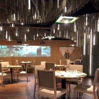 Restaurante Oda, cocina iberoamericana en Casino Barcelona