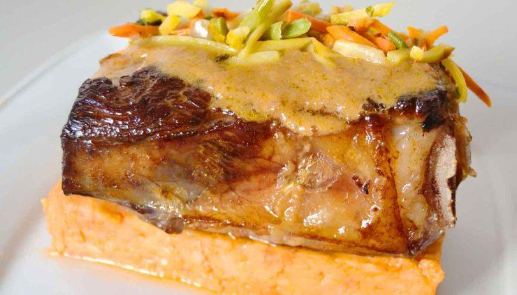 Receta de costilla de ternera al horno - recetas de ternera - recetas realfooding o real food