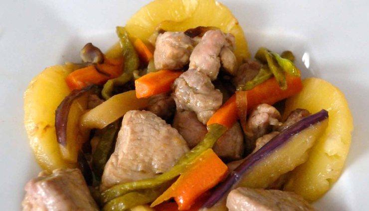 recetas de cerdo guisado