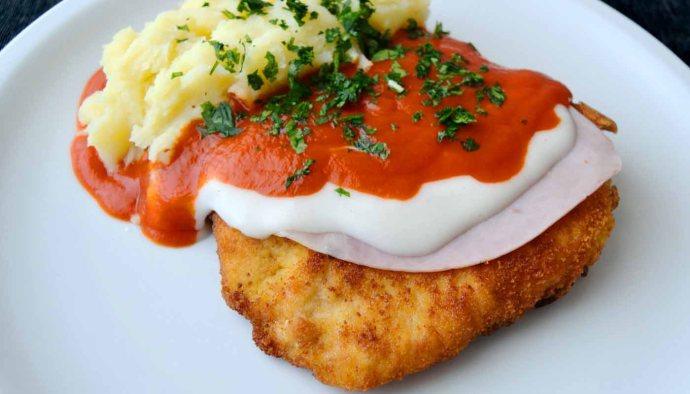 receta de milanesa milanes de pollo o milanes napolitana - recetas de pollo - recetas de pollo frito - recetas realfooding o real food