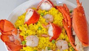 receta de paella de bogavante - recetas tradicionales - recetas caseras -recetas faciles - recetas real food - recetas de arroces - recetas de paellas