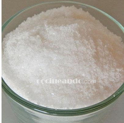 Diferentes tipos de sal: diferencia entre sales refinadas y sales no refinadas