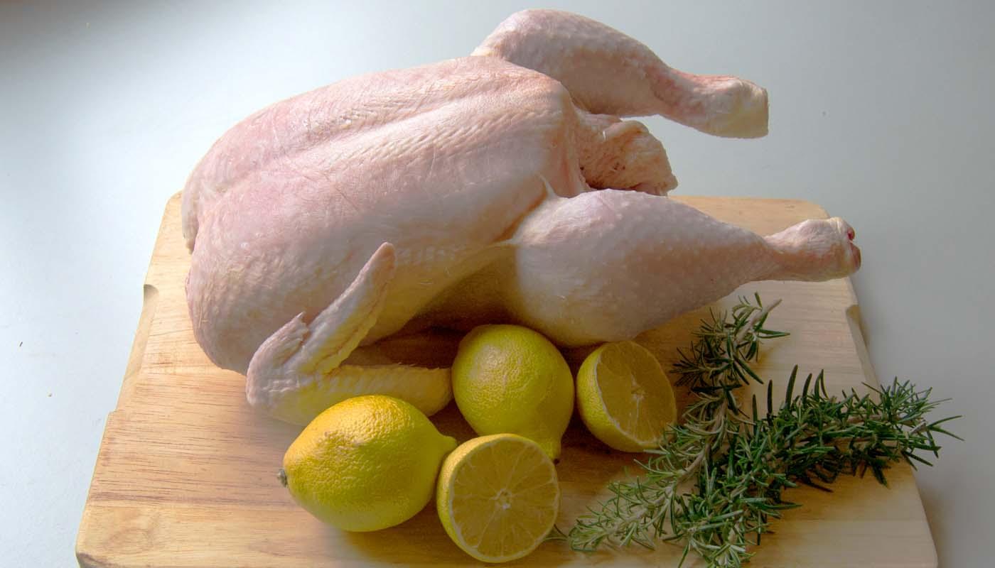 El despiece del pollo y sus partes - técnicas de cocina