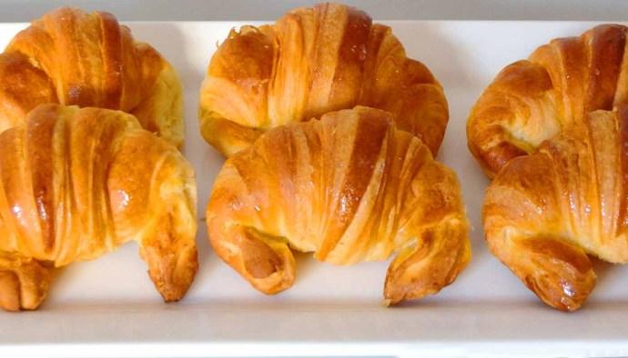 receta de croissant o cruasanes caseros - recetas de dulces - recetas realfooding o rela food