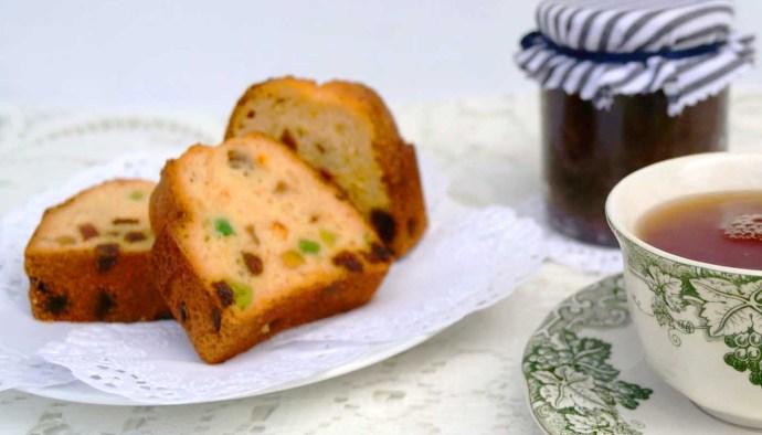 Receta de plum cake casero - recetas de bizcochos - recetas de dulces y postres - recetas realfooding o real food