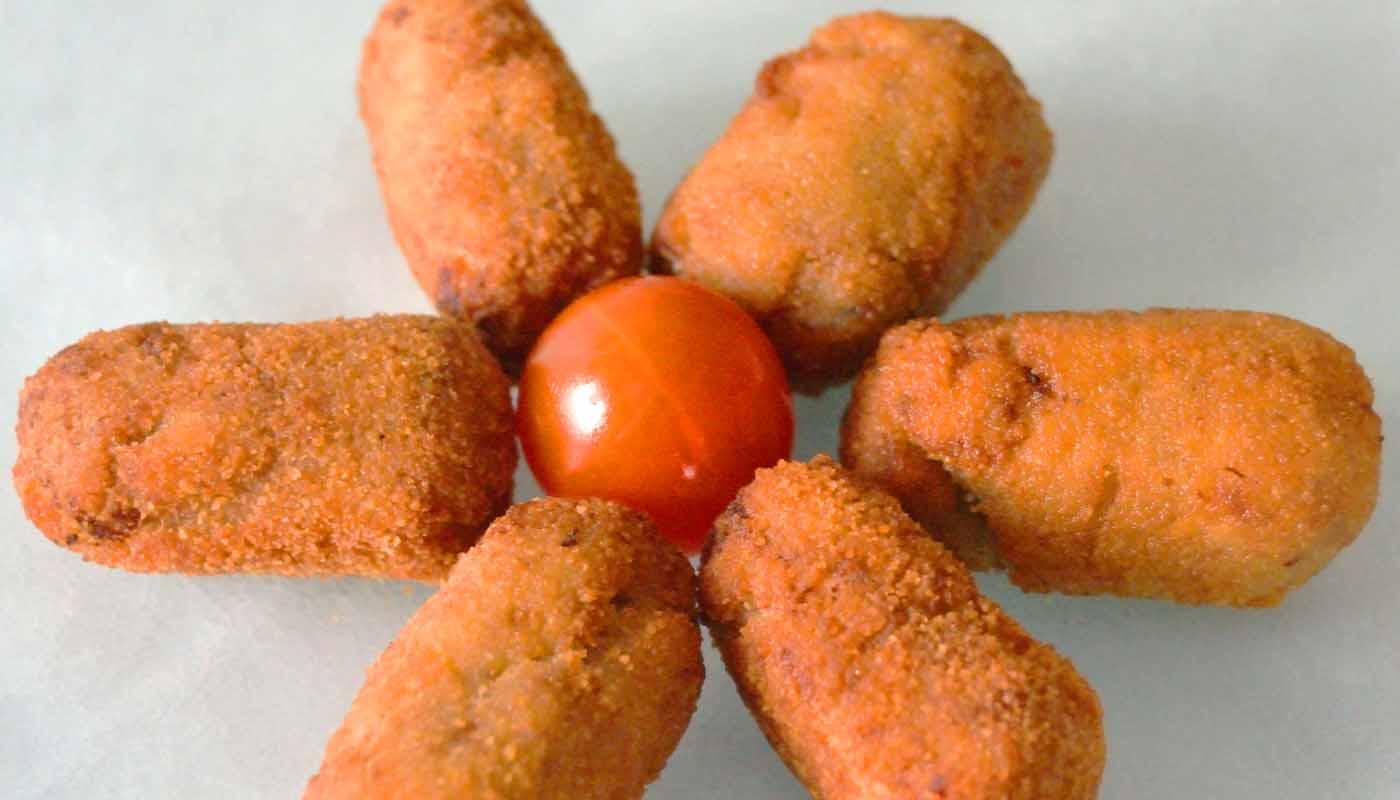 Cómo hacer las croquetas perfectas - recetas de croquetas caseras