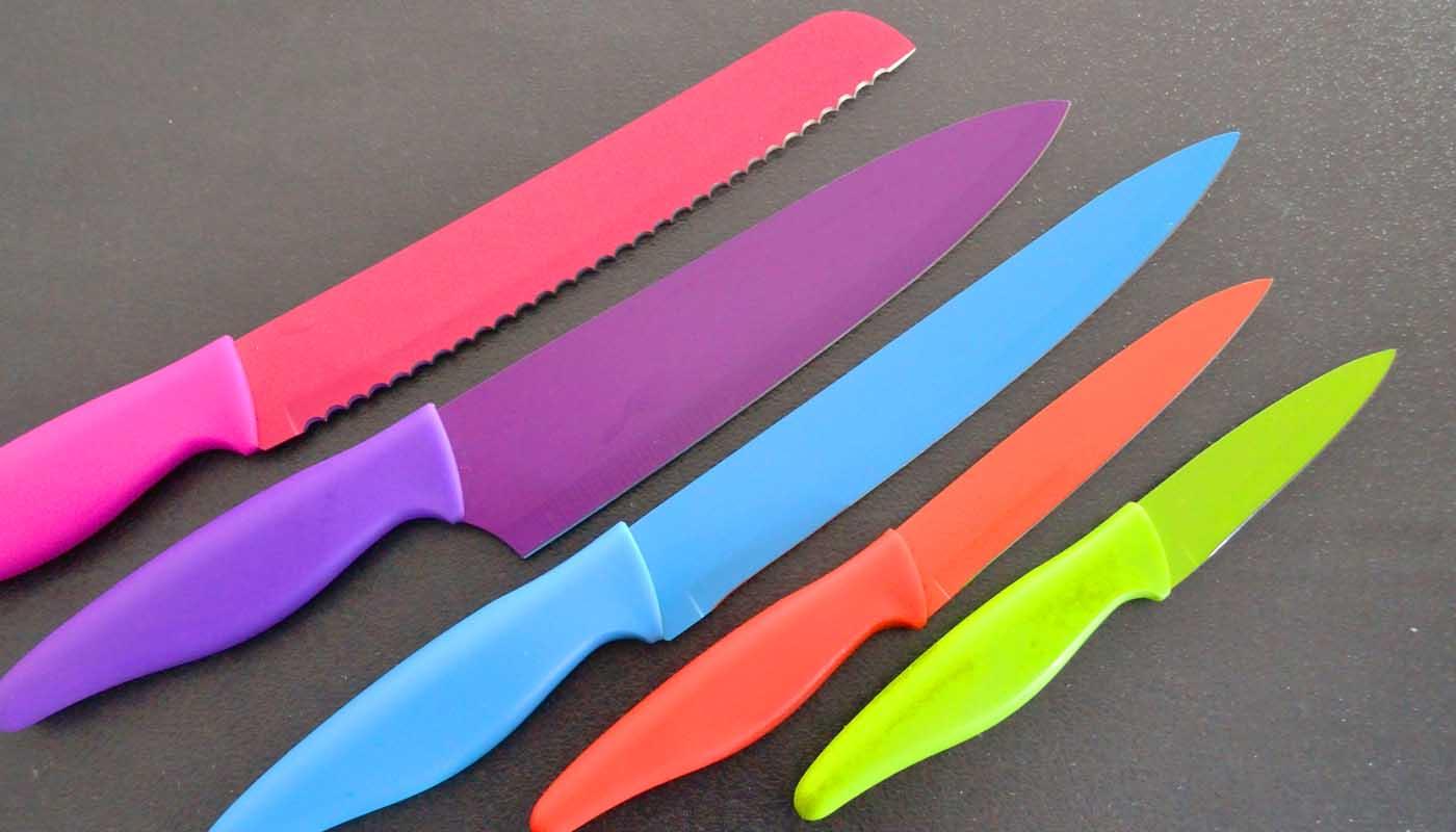 ¿Para qué sirve cada cuchillo en cocina? - trucos de cocina