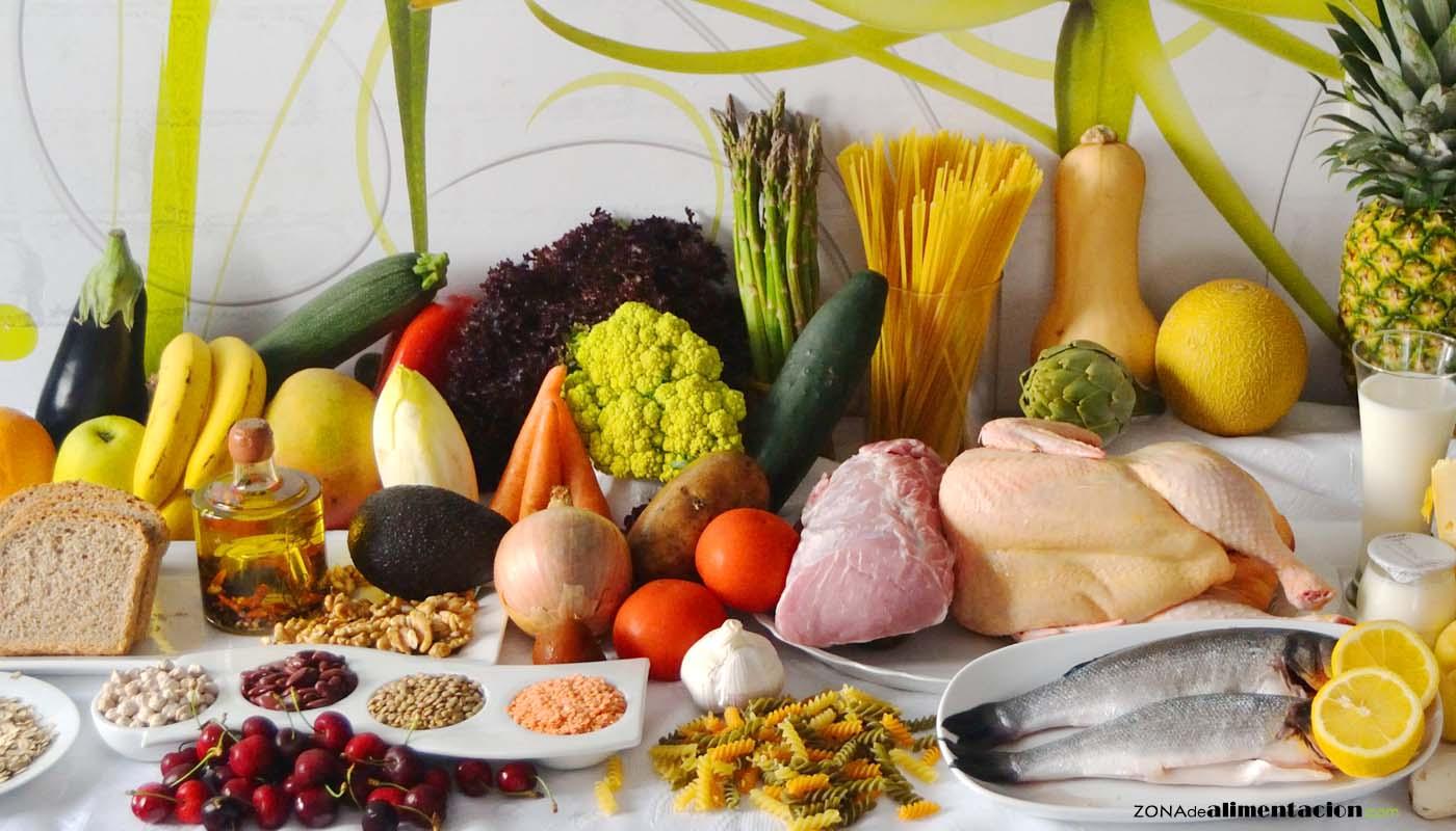 diferencia entre alimentacion y nutricion - que son los nutrientes - tipos de nutrientes