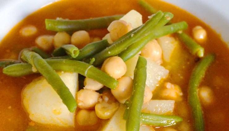 Gastronomía típica de Murcia, rica variedad mediterránea