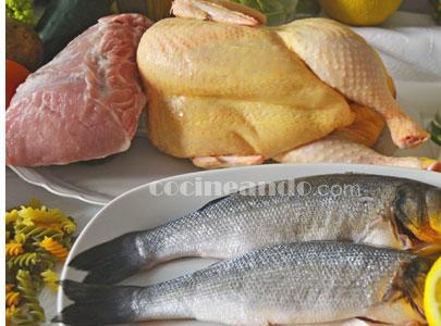 Contaminación cruzada: Consejos para almacenar aves, casquería y pescados de forma higiénica