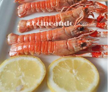 Consejos para conservar marisco y cocinarlo