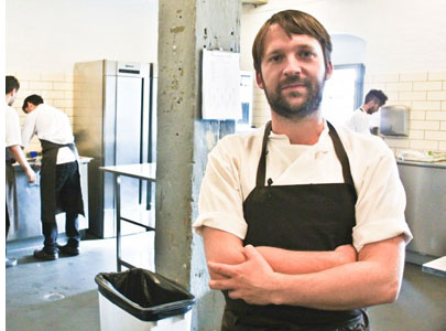 René Redzepi, biografía del chef del Noma