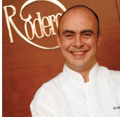 Biografía de Koldo Rodero, el chef