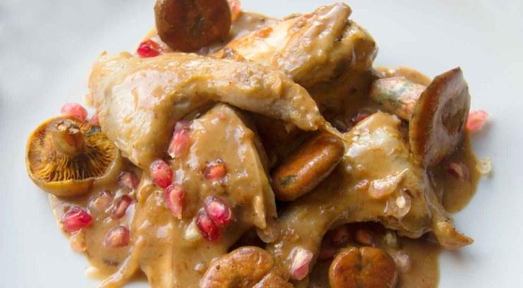 receta de carne de conejo