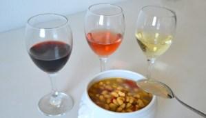 ¿Qué vinos servir con platos de cuchara? Maridajes de vinos y platos de cuchara