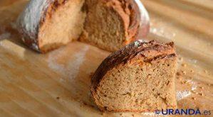 Receta de pan de centeno - recetas de panes - recetas vegetarianas y veganas
