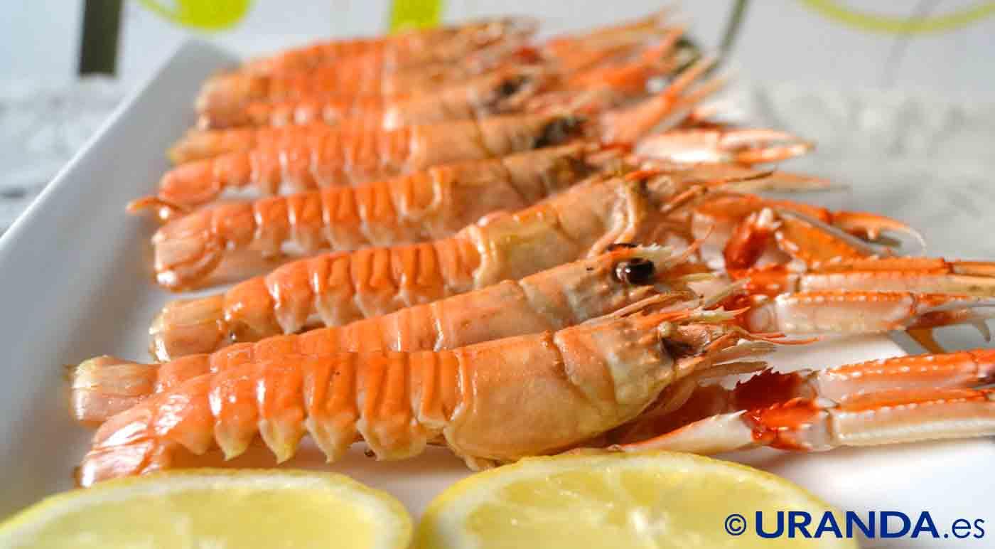 receta de cigalas a la plancha - mcomo hacer cigalas a la plancha - recetas de pescados y mariscos - recetas realfooding o real food
