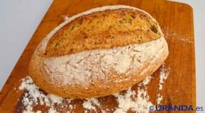 receta de pan de chía - recetas de pan casero - recetas vegetarianas y veganas