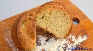 receta de pan de soja - recetas de pan casero - recetas vegetarianas y veganas