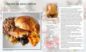 Cocineando Navidad, libro de recetas navideñas gratuito en PDF