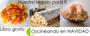 Recetas y cocina de Navidad - Libro gratis en PDF - Cocineando Navidad